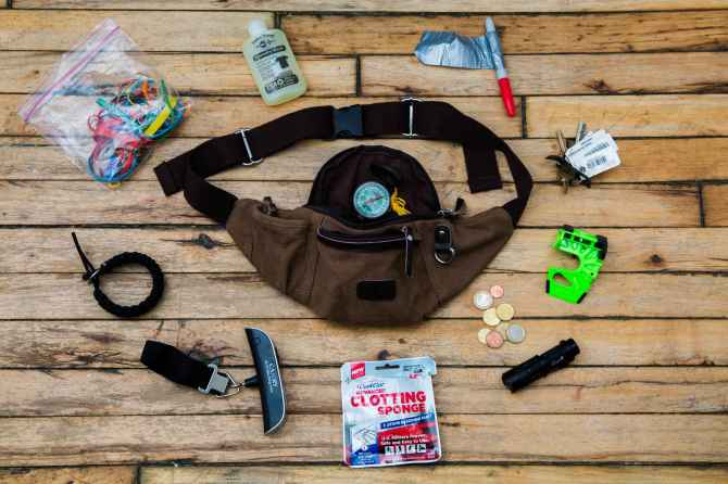 12 travel essentials