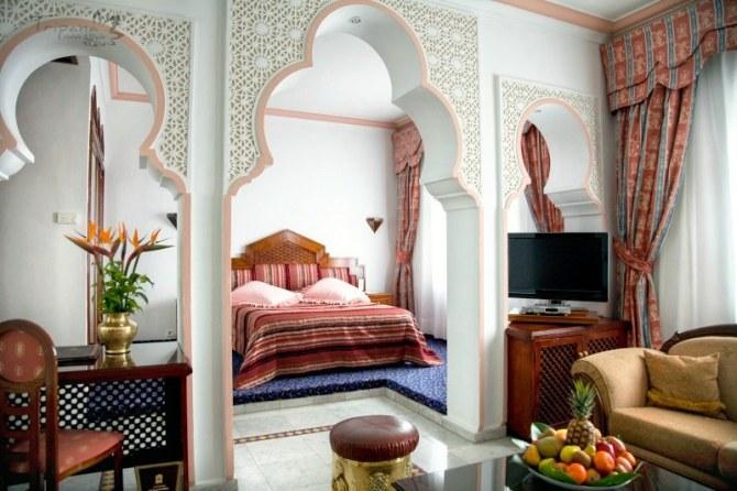 El Minzah suite