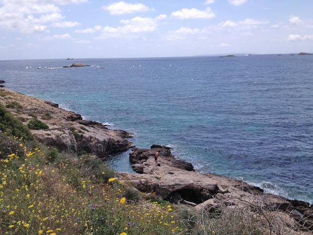 Ibiza-coast