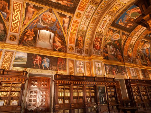 Royal-library-el-escorial
