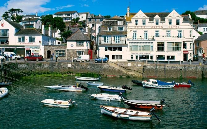 St Mawes, Cornwall, England