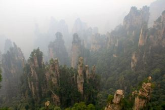 Tianzi Mountains, China 2
