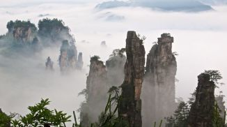 Tianzi Mountains, China 3