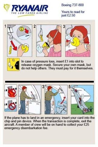 Ryanair funny