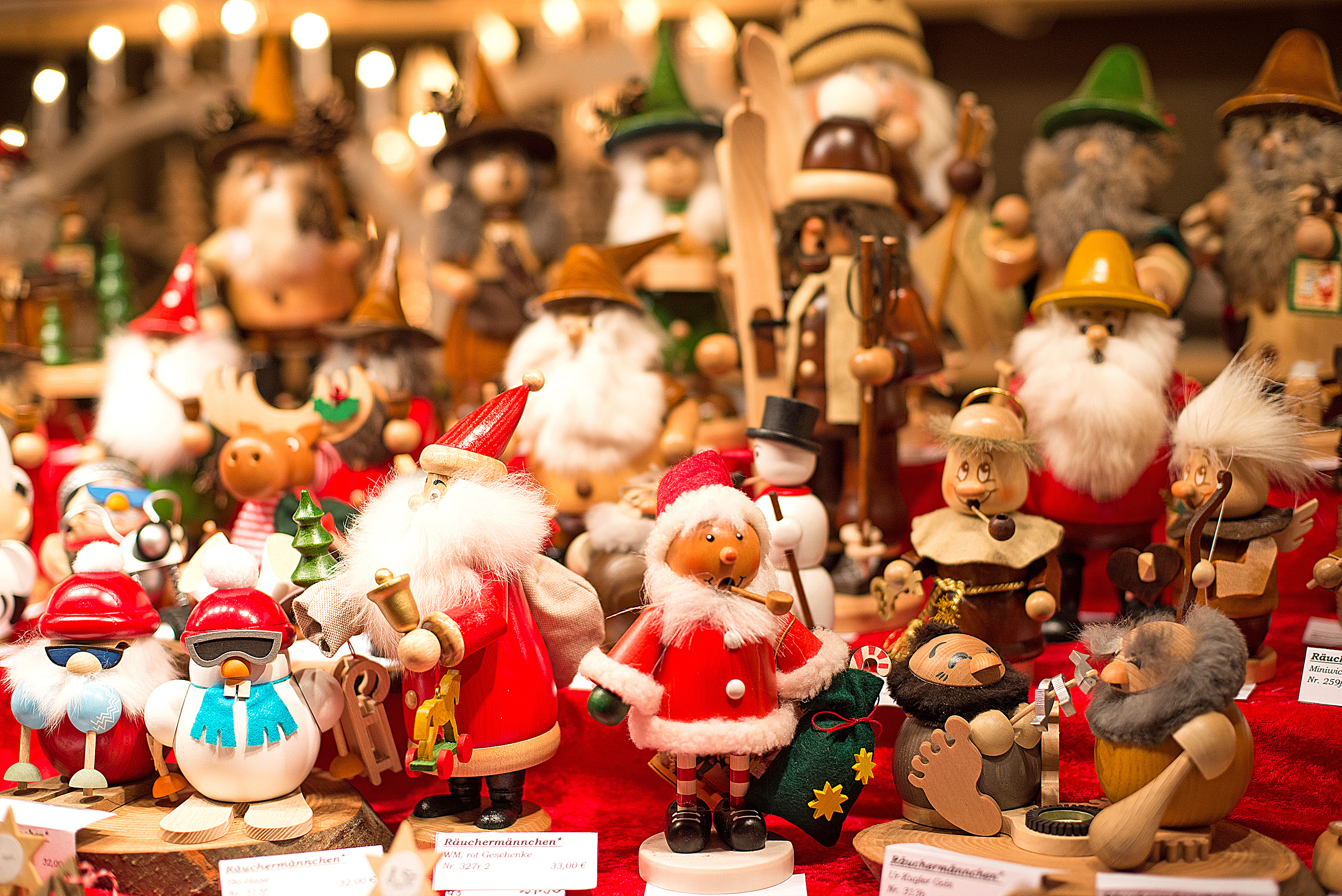 Traditional german christmas decorations - Nutcrackers Fo Christmas